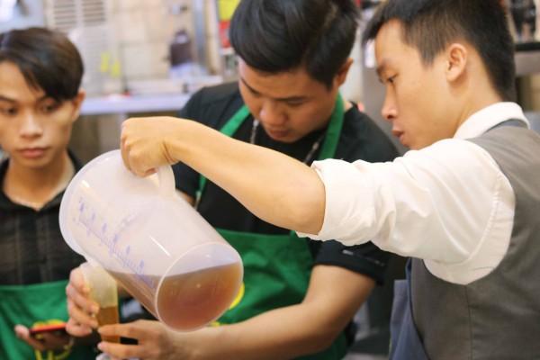 Cách pha chế trà sữa trân châu ngon