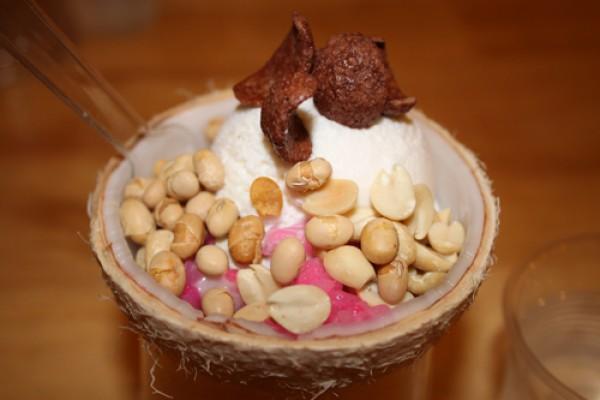 Cách làm kem dừa ngon