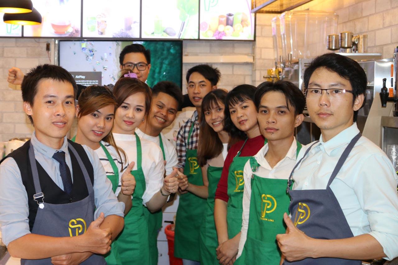 trung tâm đào tạo pha chế trà sữa