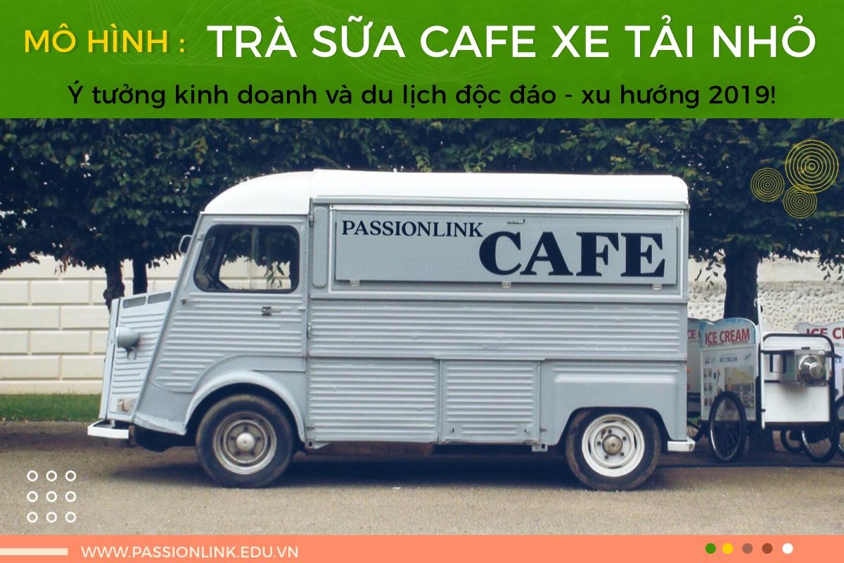 Hướng dẫn mô hình trà sữa xe tải !